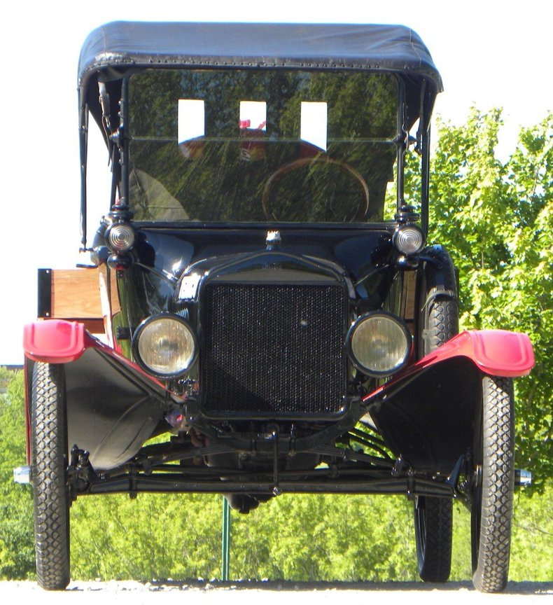 1917 Ford Model T Image 71