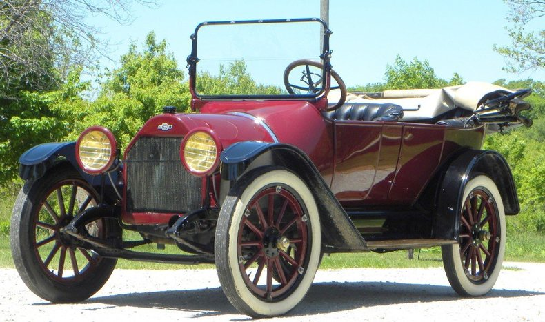 1916 Chevrolet  Image 36