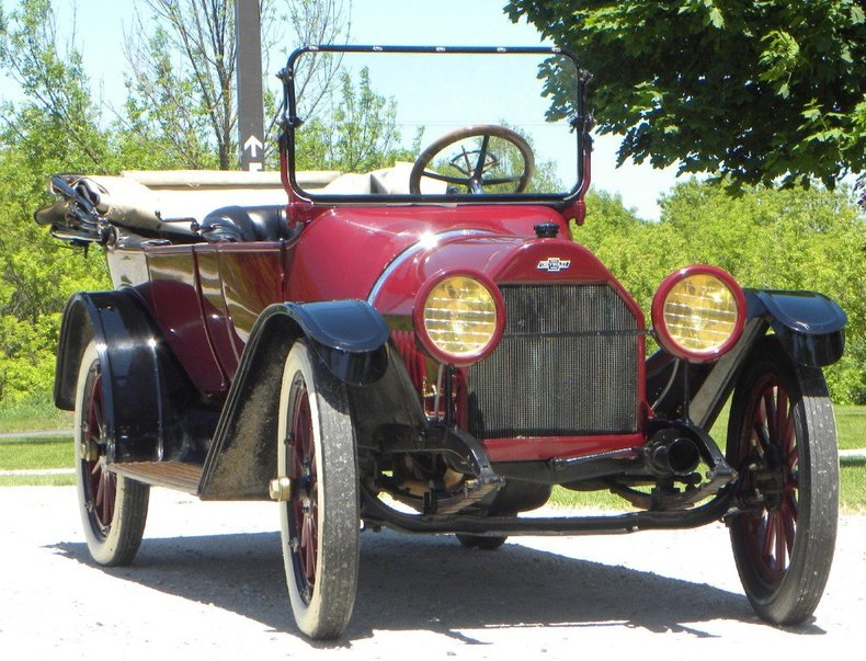 1916 Chevrolet  Image 37