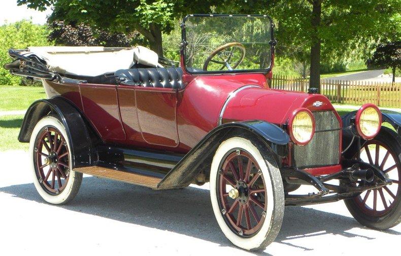1916 Chevrolet  Image 38