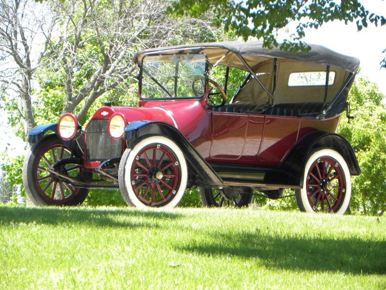 1916 Chevrolet  Image 40