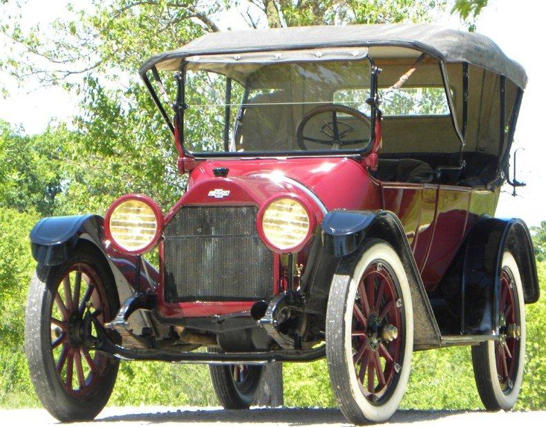1916 Chevrolet  Image 42