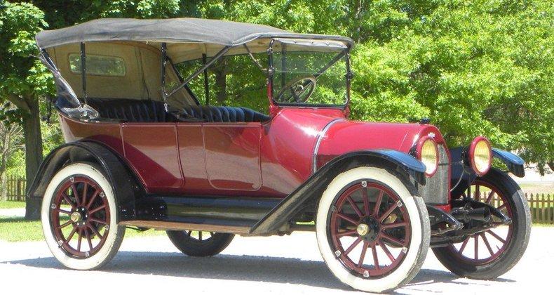 1916 Chevrolet  Image 30