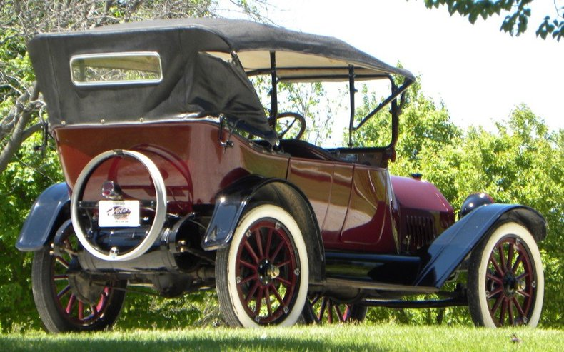 1916 Chevrolet  Image 56