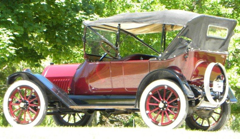 1916 Chevrolet  Image 45