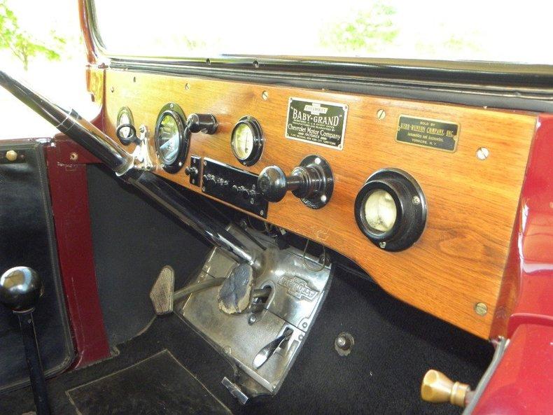 1916 Chevrolet  Image 10