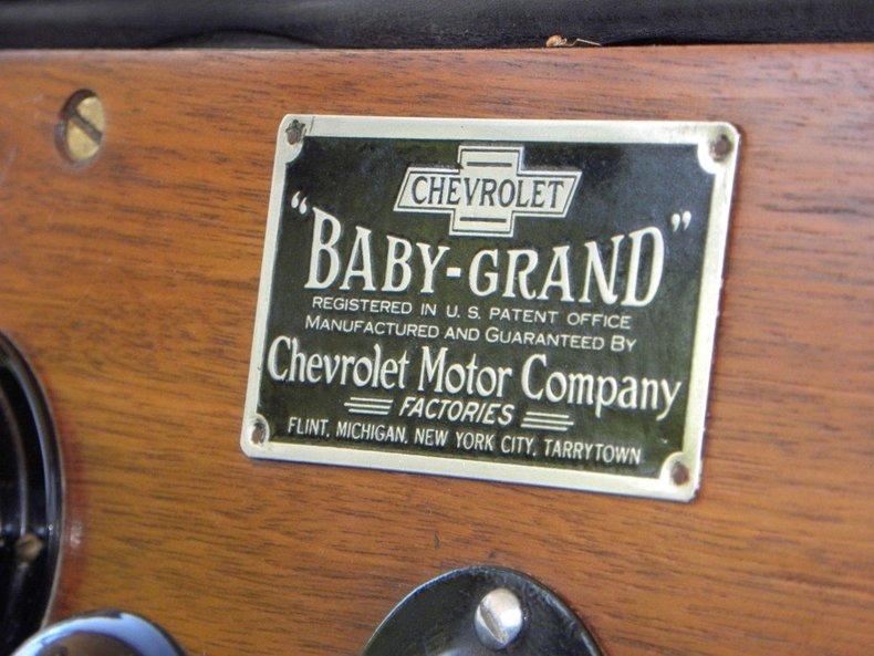 1916 Chevrolet  Image 11