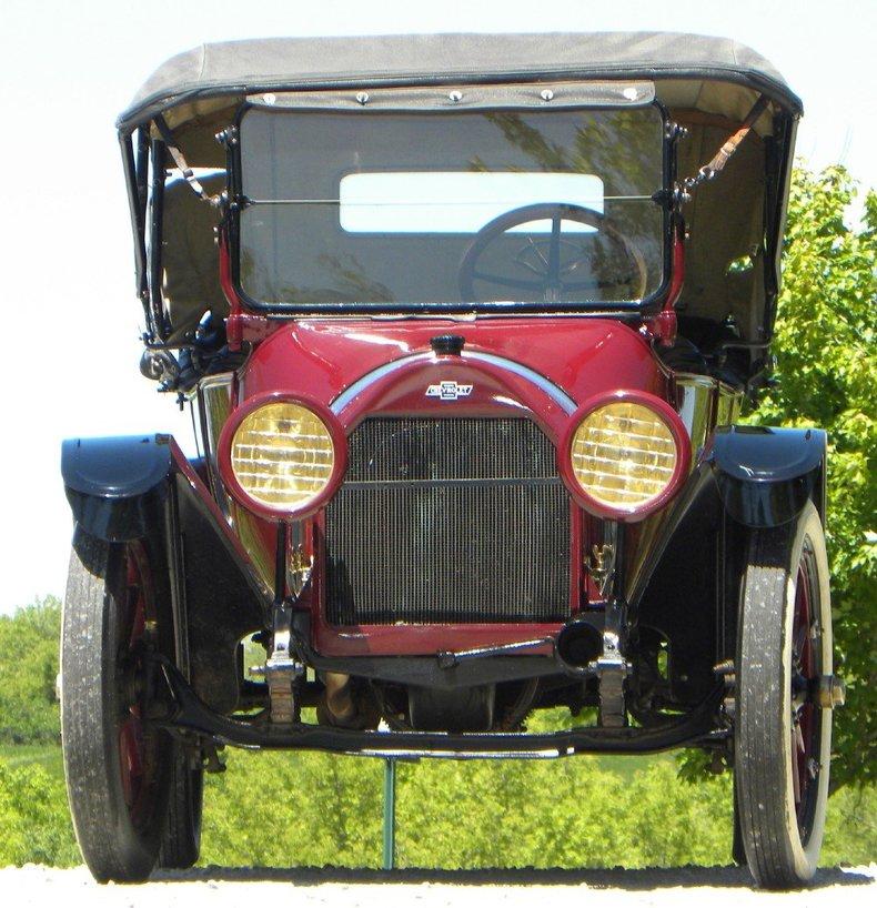 1916 Chevrolet  Image 16