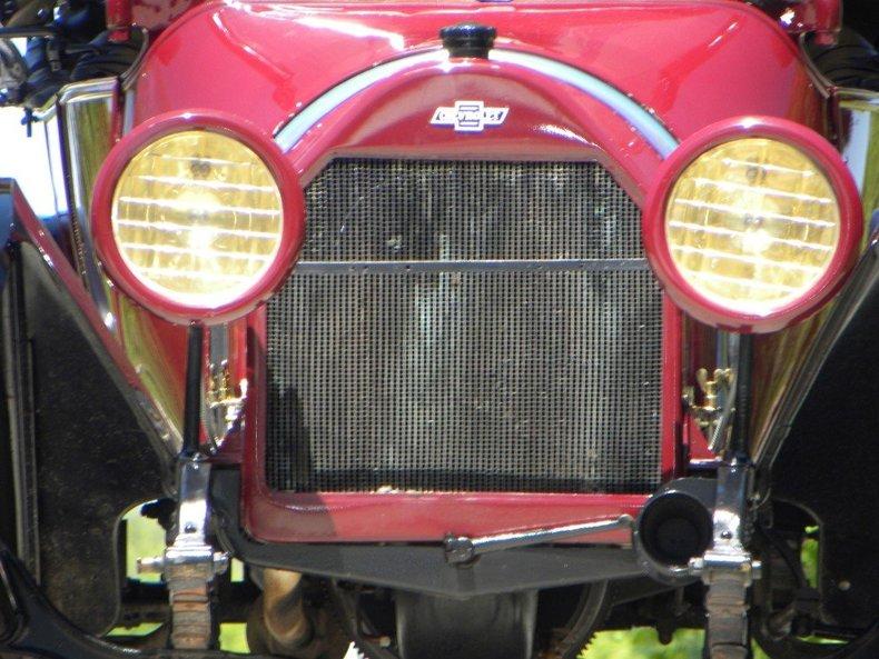 1916 Chevrolet  Image 17