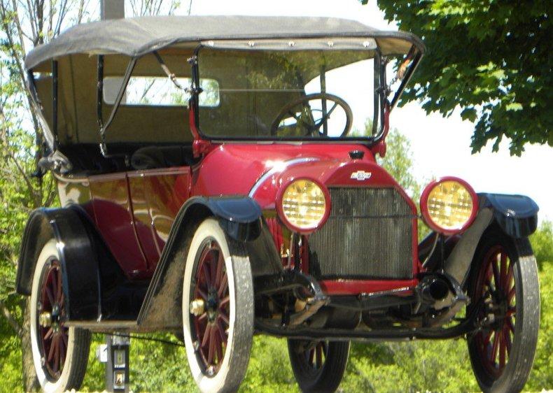 1916 Chevrolet  Image 87