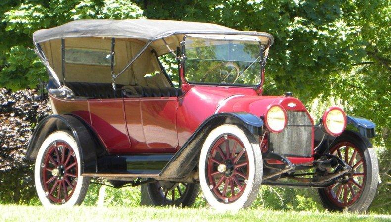 1916 Chevrolet  Image 19