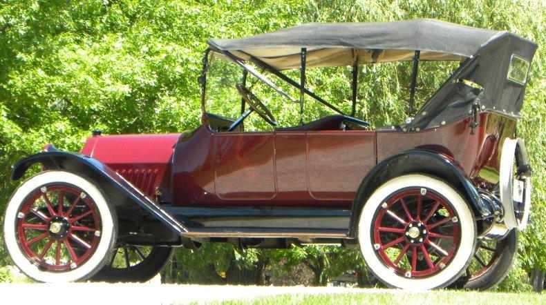 1916 Chevrolet  Image 107