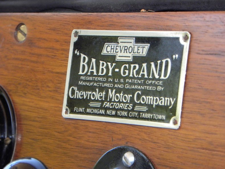 1916 Chevrolet  Image 95