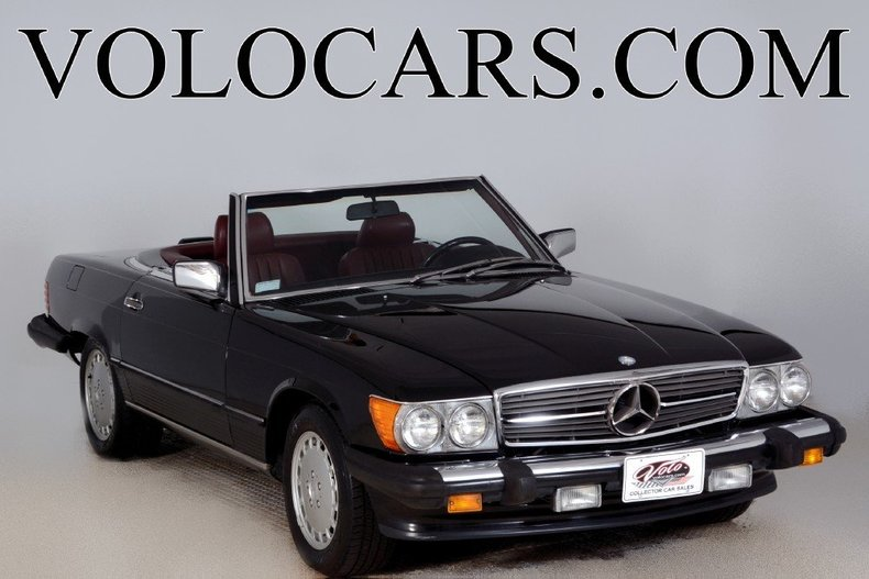 1988 Mercedes-Benz  Image 1