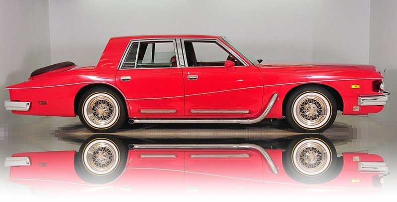 1981 Stutz Black Hawk