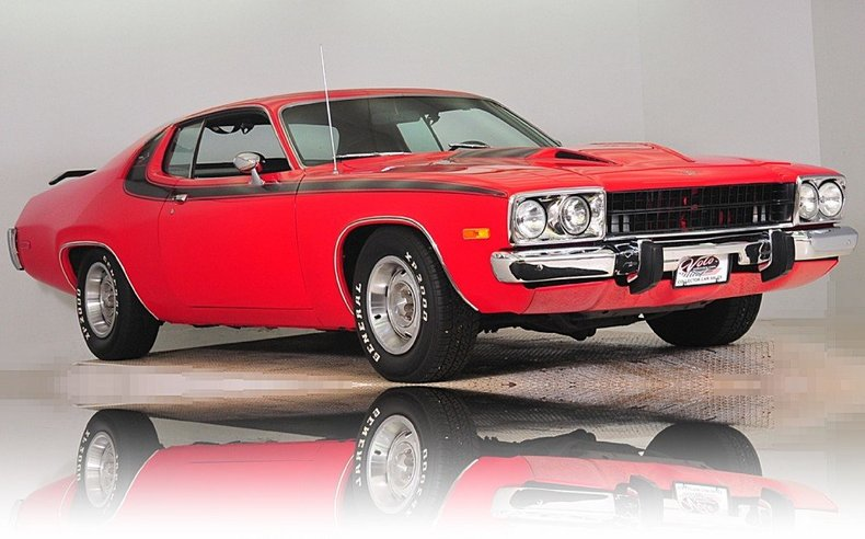 1973 Plymouth  Image 2
