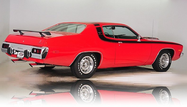 1973 Plymouth  Image 23