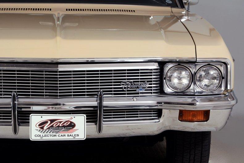 1970 Chevrolet Impala Image 10