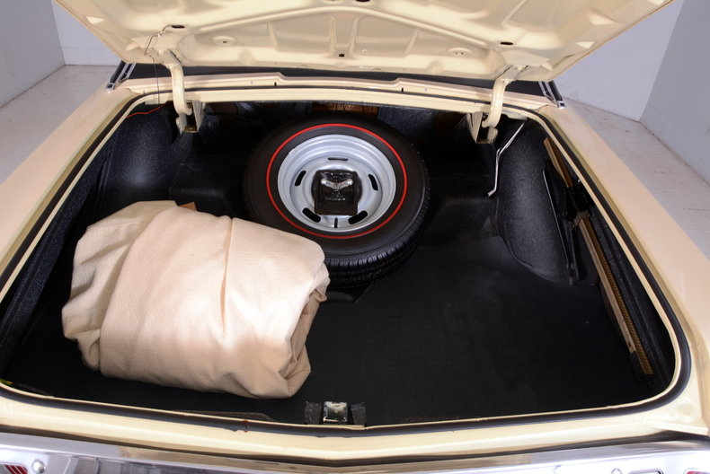 1970 Chevrolet Impala Image 57