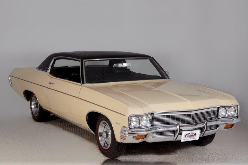 1970 Chevrolet Impala Image 64