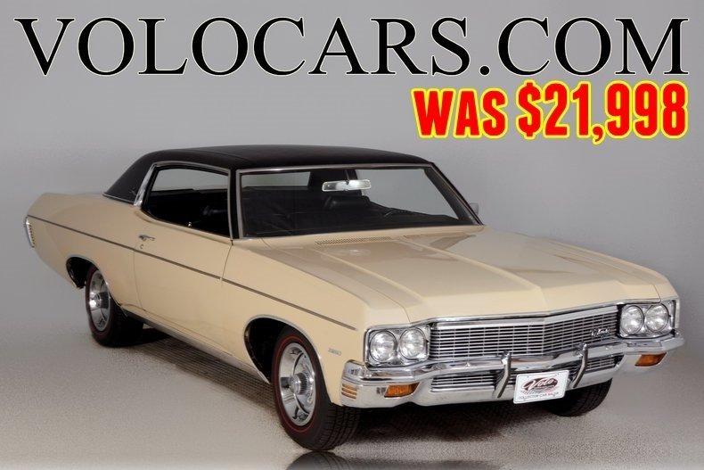 1970 Chevrolet Impala Image 1