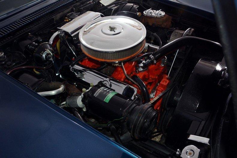1970 Chevrolet Corvette Image 24