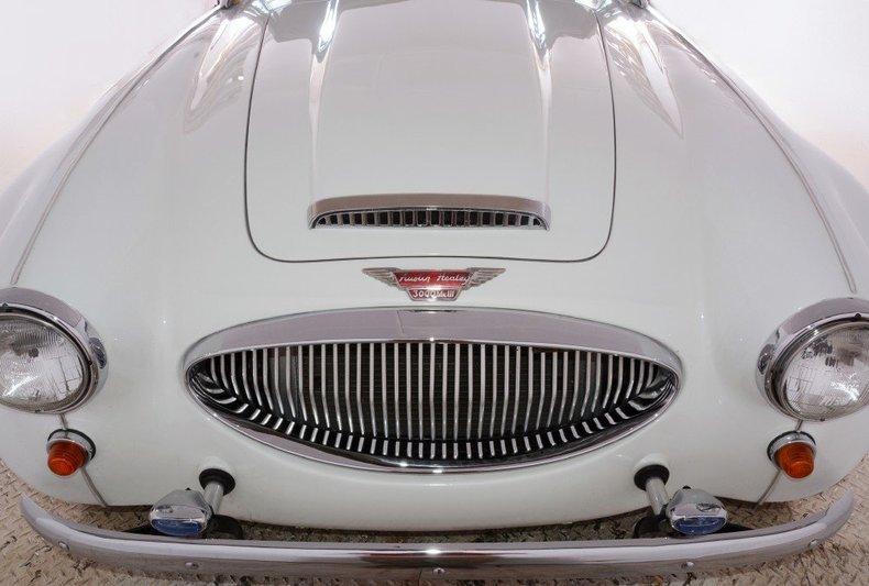 1962 Austin Healey  Image 5
