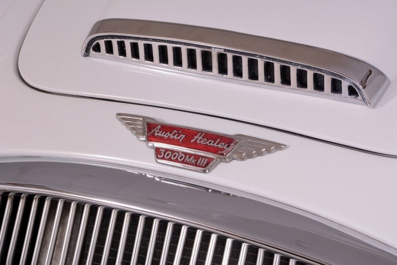 1962 Austin Healey  Image 60