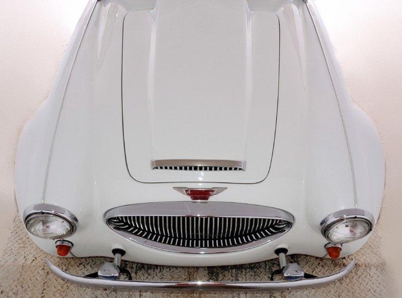 1962 Austin Healey  Image 69