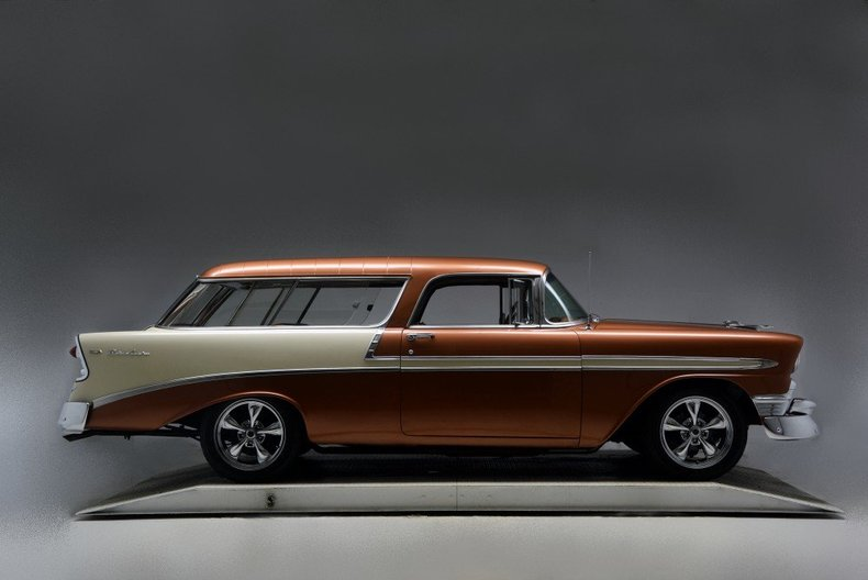 1956 Chevrolet Bel Air Image 44
