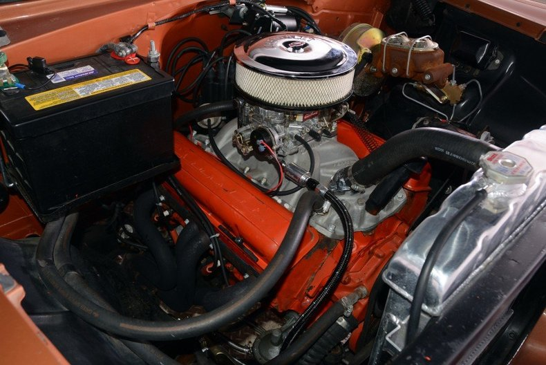 1956 Chevrolet Bel Air Image 38