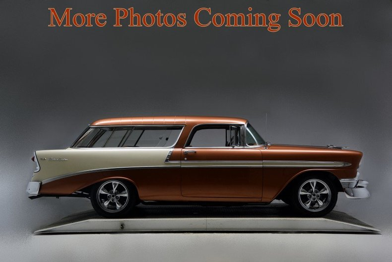 1956 Chevrolet Bel Air Image 2