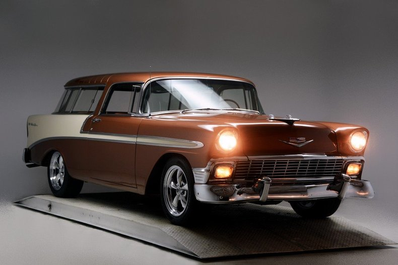 1956 Chevrolet Bel Air Image 61