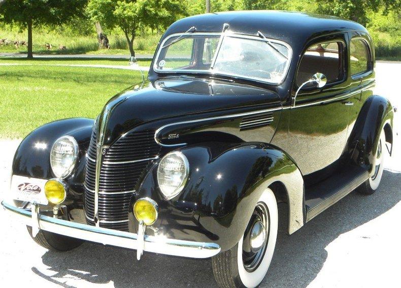1939 Ford Standard Image 16