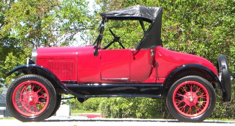 1927 Ford Model T Image 3