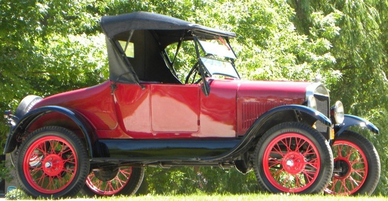 1927 Ford Model T Image 8