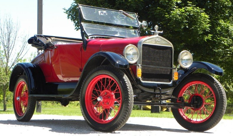 1927 Ford Model T Image 18