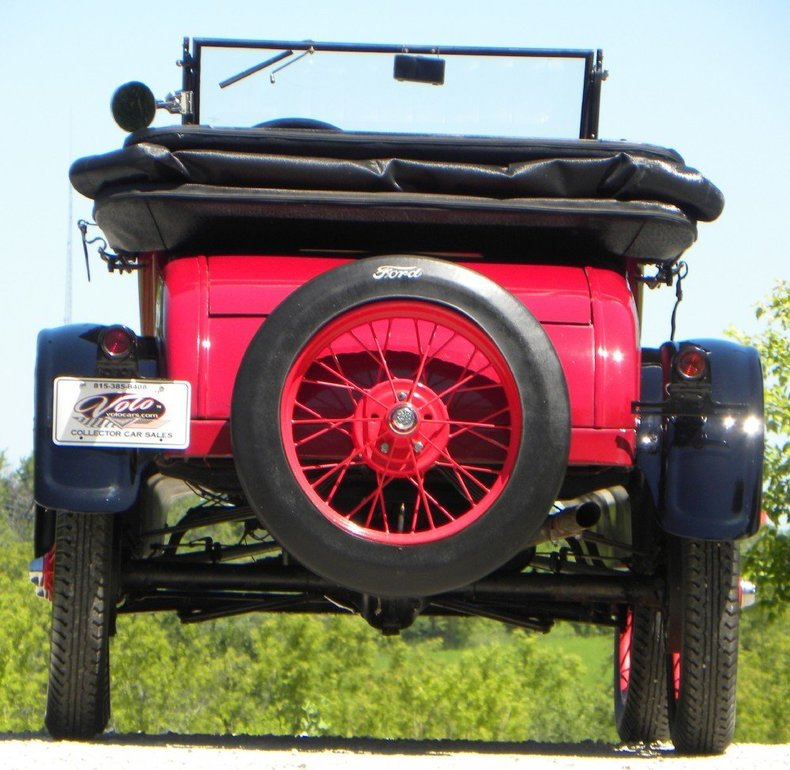 1927 Ford Model T Image 28