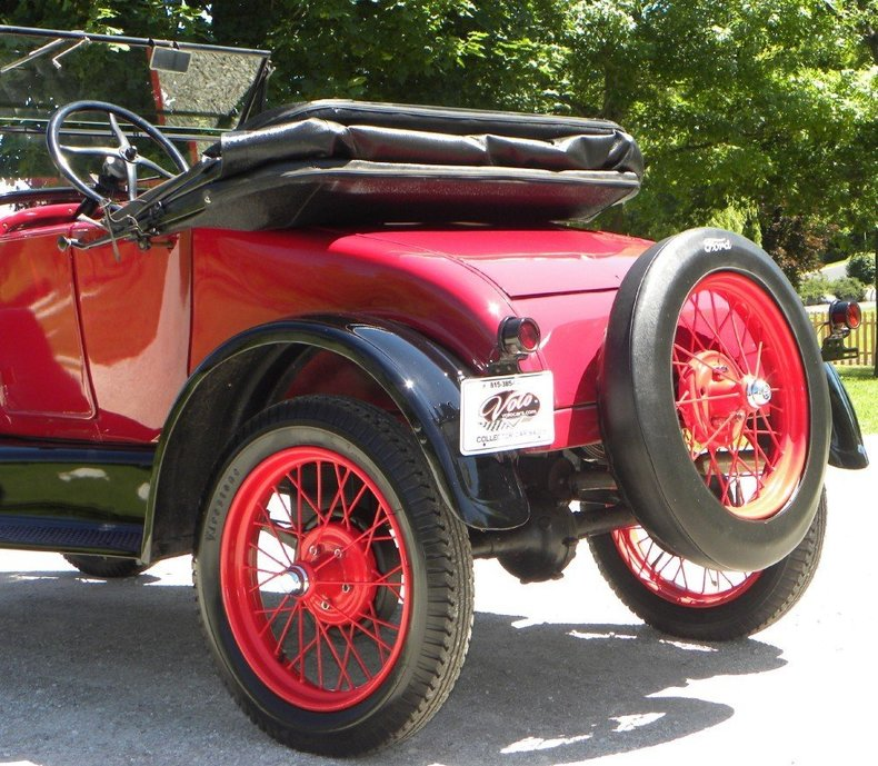 1927 Ford Model T Image 31