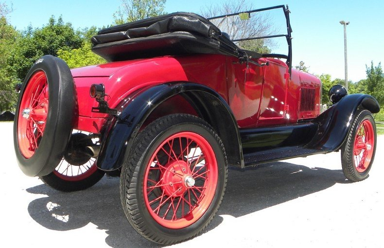 1927 Ford Model T Image 40