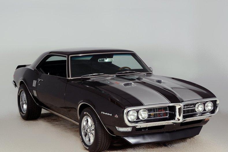 1968 Pontiac Firebird Image 20