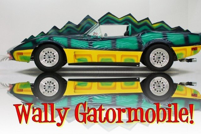 1968 Wally Gator  Image 9