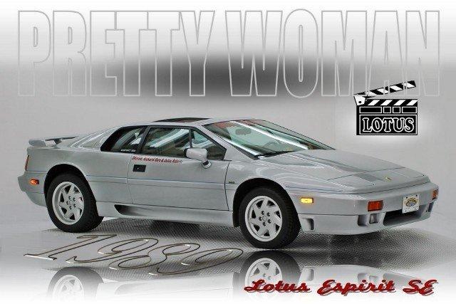 1989 Lotus Esprit Image 6