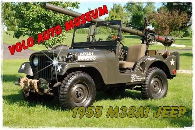 1955 Jeep  Image 1
