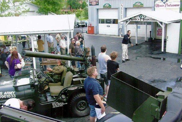 1955 Jeep  Image 9