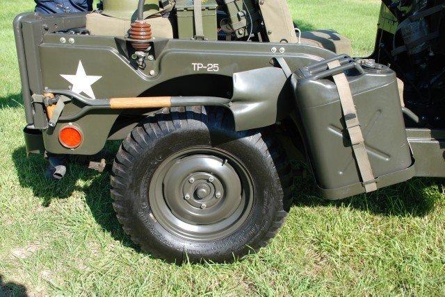 1955 Jeep  Image 21