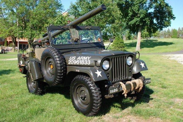 1955 Jeep  Image 24