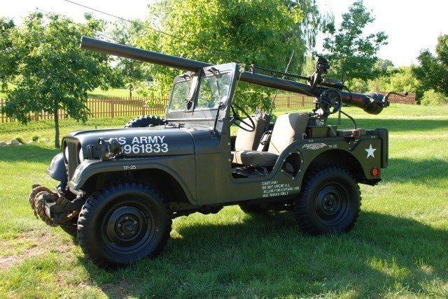 1955 Jeep  Image 29