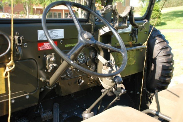 1955 Jeep  Image 31