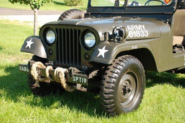 1955 Jeep  Image 36
